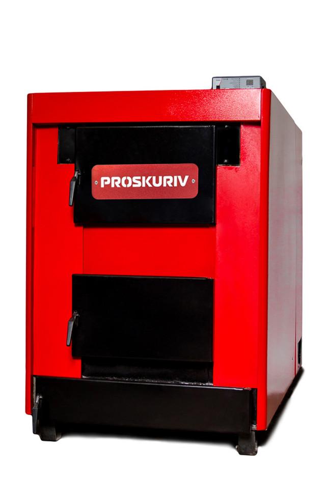 Проскуров АОТВ 20-24(сталь 4 мм)— недорогойкотел на твердом топливе