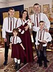 Сімейні парні вишиванки - найкразщий вибір на святкові події