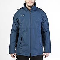 Куртка зимняя длинная т. синяя Joma EVEREST
