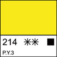 Краска гуашевая МАСТЕР-КЛАСС лимонная гуашь, 40мл ЗХК      код: 351594, арт.завода: 1720214