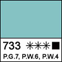 Краска масляная МАСТЕР-КЛАСС турецкая зелена, 46мл ЗХК     код: 351744, арт.завода: 1104733