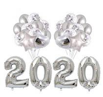 Набор шаров на Новый Год 056