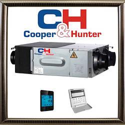 Приточно-вытяжная система с рекуперацией тепла Cooper&Hunter CH-HRV3.5KDC