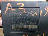 Блок ABS для Audi A3 8L VW Golf 4 Bora Skoda Octavia Seat Leon, 1J0614517E, 10.0206-0009.4, 1C0907379E, фото 5