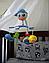 """Музыкальный мобиль Huile Toys """"Лебедь"""" (858), фото 3"""