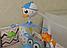 """Музыкальный мобиль Huile Toys """"Лебедь"""" (858), фото 4"""