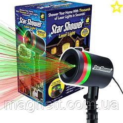 Лазерний зоряний проектор Star Shower Laser Light (малюнки)