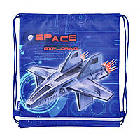 "Сумка для обуви 556116 ""Space exploring"" 35 х 40 см."
