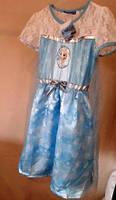 Платье  Эльза Холодное сердце 8 лет