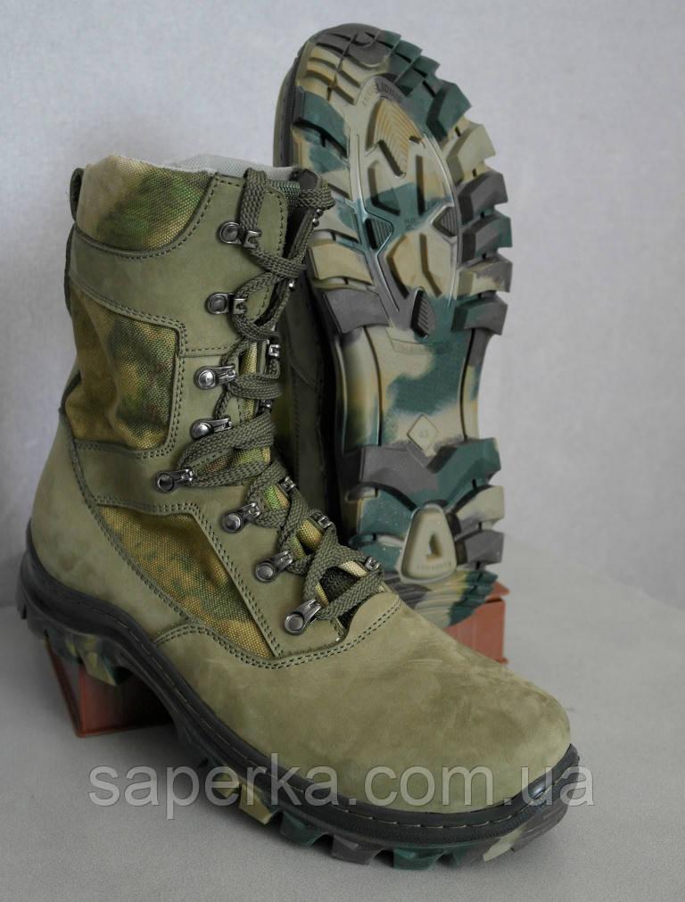 """Ботинки летние с высоким берцем """"Снайпер"""""""