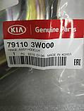Петля капота левая киа Спортейдж 3, KIA Sportage 2010-15 SL, 791103w000, фото 2