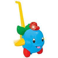 Игрушка каталка KiddielandPreschool Дельфин