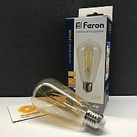 Лампа Эдисона LED LOFT Feron LB-764 40W E27