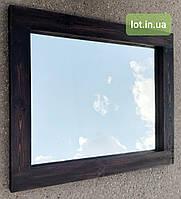 """Зеркало настенное """"Порто"""" 110х80х4см., (любой размер), дерево"""