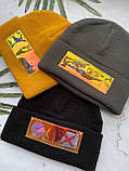 Молодежная шапка, фото 2