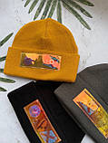 Молодежная шапка, фото 4