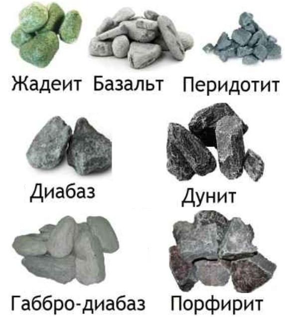 Камни для каменки печи для сауны Классик 20м³ без выноса со стеклом 305*305