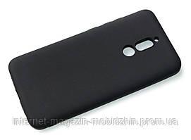 Чехол силиконовый Xiaomi Redmi 8 черный
