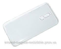 Чехол силиконовый Xiaomi Redmi 8 прозрачный ультра