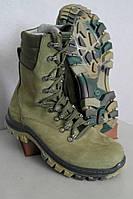 """Военные летние тактические ботинки """"Атака"""""""