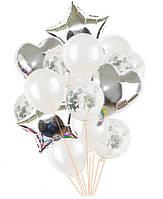 Набор воздушных шаров 026 (14 шт)