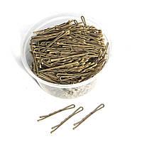 Невидимки для волос DenIS professional A55  волна 5 - матовые, фото 1