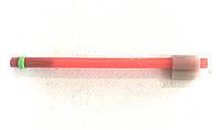 Кивок силиконовый с направляющим кембриком №4, 80мм.,жесткость 60, тест:1,5-5,5гр.