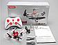 Квадрокоптер Syma X11 с гироскопом USB на аккумуляторе Красный, фото 5