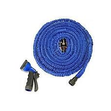 Поливочный шланг 22,5 метров X-hose, садовый шланг растягивающийся, фото 3