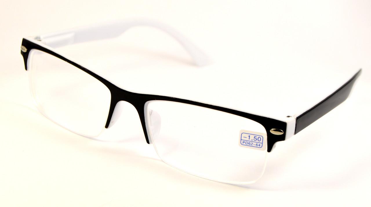Дипломат очки для зрения (НМ 2010 ч-б)