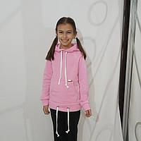 Тёплый спортивный костюм на девочку размеры 134-158 см