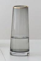 Ваза Xiaomi Yuihome Decor Colorful Simple Glass Flower 22см (Black)