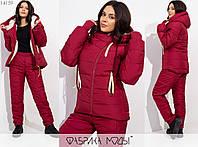Лыжный костюм женский (4 цвета) - LC/-221, фото 1