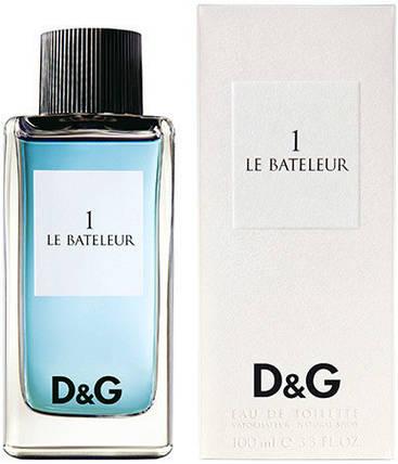 Аромат унисекс D&G Anthology Le Bateleur 1 100мл (дольче габанна №1), фото 2