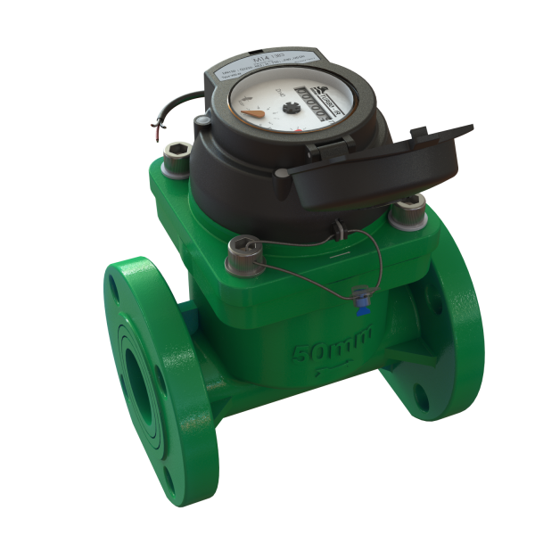 """Счетчик воды Bermad Water Meter Turbo-IR 6"""""""