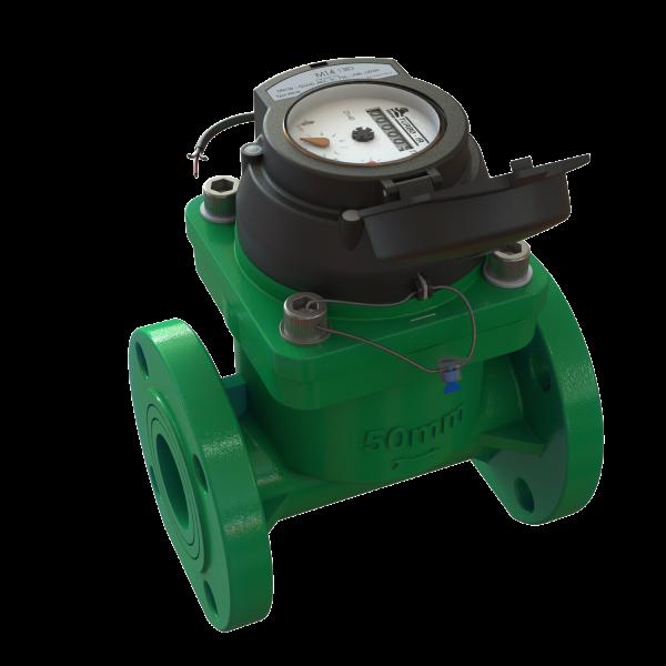 """Счетчик воды Bermad Water Meter Turbo-IR 8"""""""