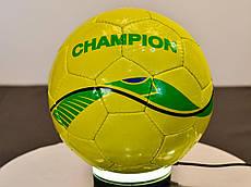 Мяч футбольный Champion (4+1 слой)