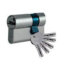 ISEO R6 40 (30х10) ключ-заглушка матовий хром