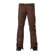 Женские штаны BURTON TWC SUNDOWN PT CHEETAH  размер - XS | лыжние, сноубордические штаны