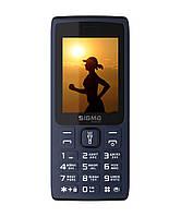 Мобильный телефон Sigma mobile X-style 34 NRG blue (официальная гарантия), фото 1