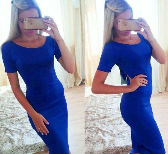 Купить платье осень недорого