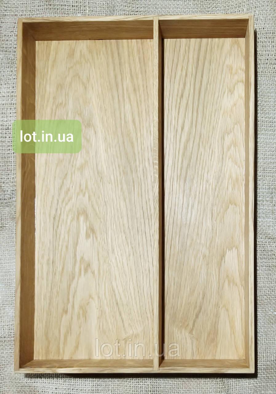Лоток для столовых приборов 300х500  Lot 102 (индивидуальные размеры)