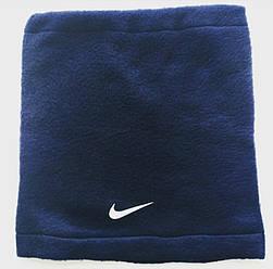 Горловик Nike реплика темно- синий