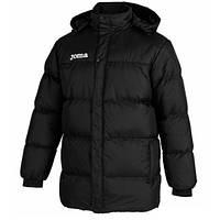 Куртка зимняя длинная черная Joma ANDES