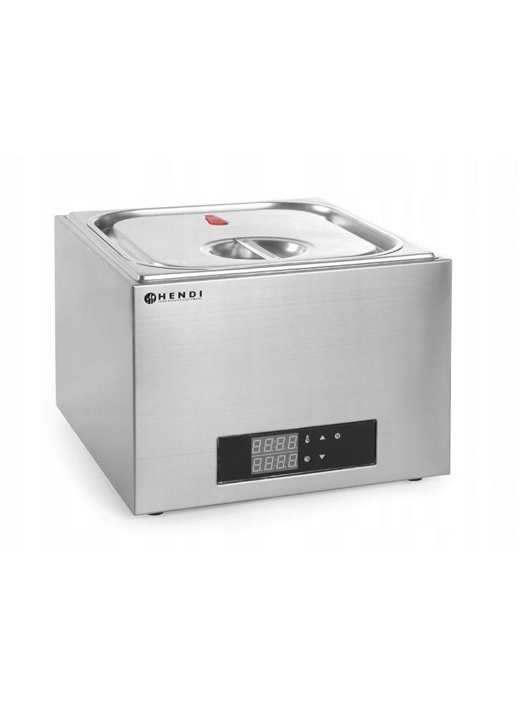 Водяная печь Hendi GN 2/3 Аппарат Sous-vide (13 л 363x335x(H)290)