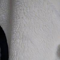 Штучний молочний баранець хутро для пошиття одягу іграшок ширина 150 см сублімація хутро-11, фото 1