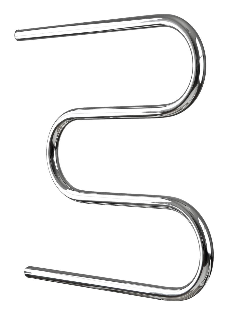 Водяной полотенцесушитель Змейка ∅25 525x500/500