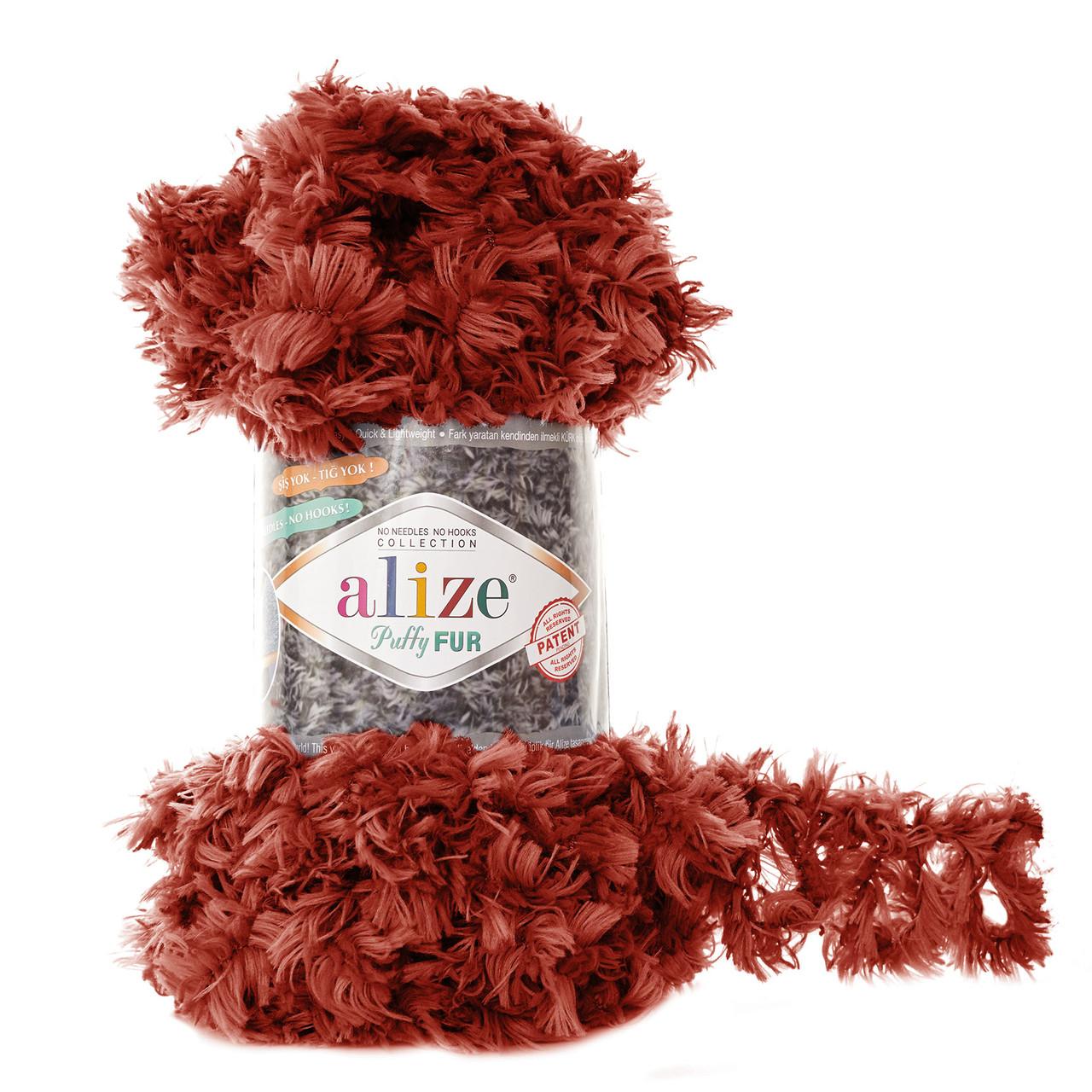 Puffy Fur № 6118