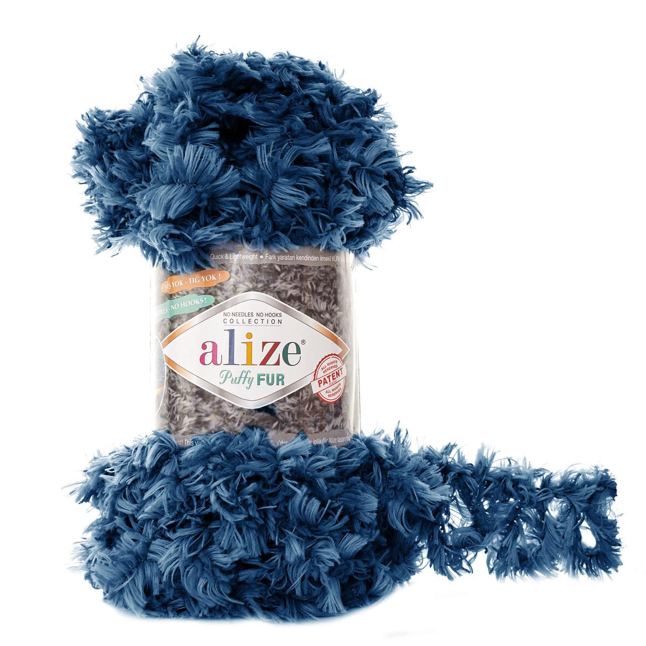 Puffy Fur № 6114