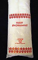 """Пакети фасовка 14х38 """"Червоний орнамент"""" 1000шт, фото 1"""